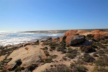 Coastline, Namaqua National Park, Namaqualand, Northern Cape